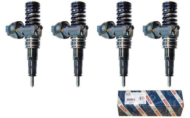 Injectoare Audi A4 B7 cod motor BPW - Injectoare PD Buzau