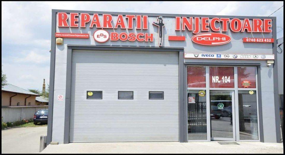 Reparatii / Reconditionari injectoare Buzau / Injectoare Diesel Buzau