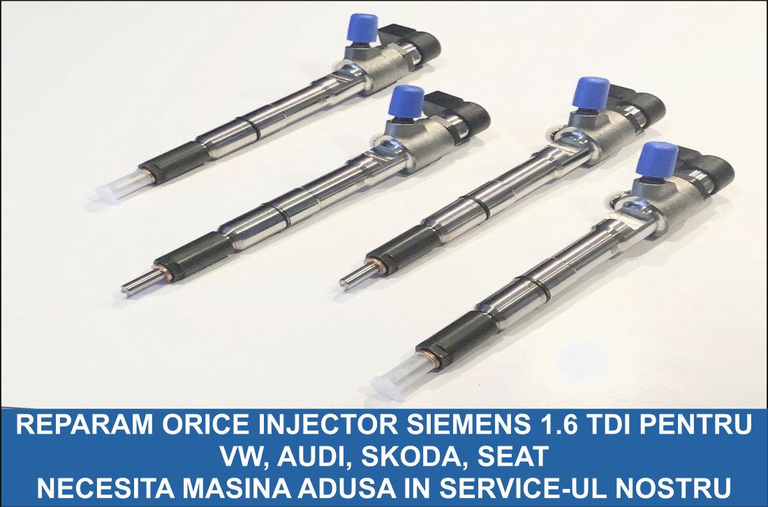 Reparatii injectoare Siemens - Injectoare Siemens VDO (Continental)