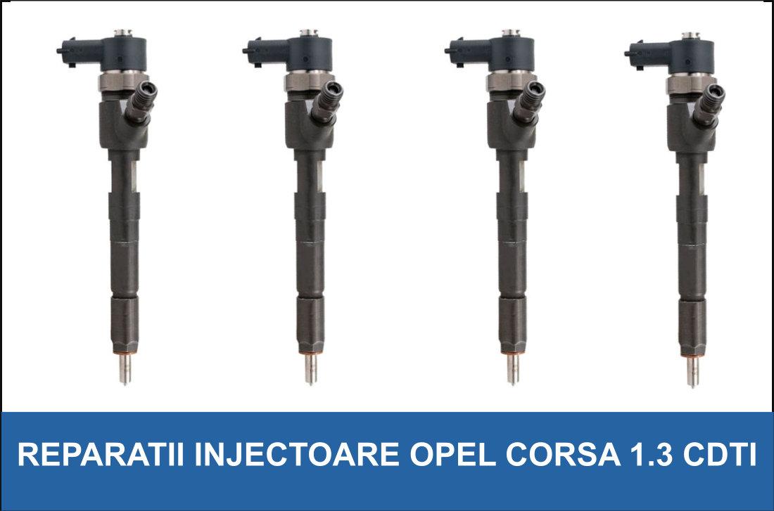 Injectoare Opel Corsa 1.3 CDTI