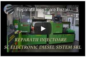 video reparatii injectoare